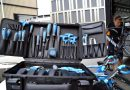 Unior PRO KIT 1600 toolbox